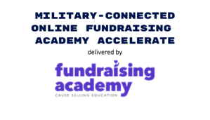 Copy of Military-connected fundraising academy